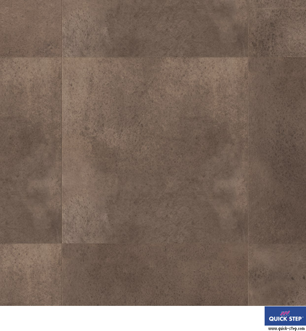 Quick Step Laminado Arte - UF1247 Cemento pulido oscuro